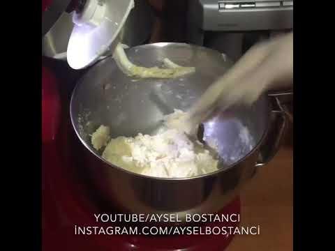 Çörek Otlu Bit Kurabiye Tarifi